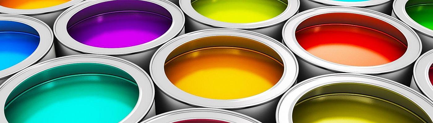 Pigmentação para Tintas