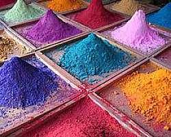 Fornecedores de matéria prima para tintas