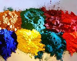 Pigmento efeito espelho
