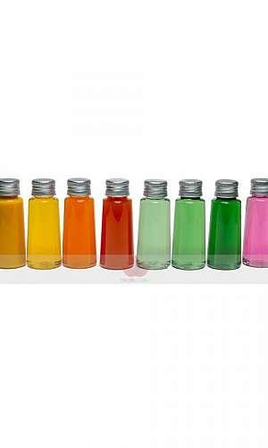 Corantes e pigmentos para cosméticos