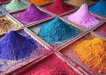 Indústria de corantes e pigmentos