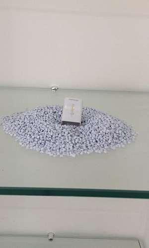 Pigmento branco para plastico