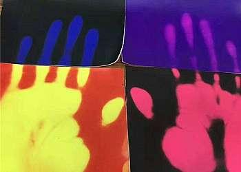 Pigmento termocrômico