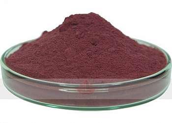 Pigmentos naturais para tintas