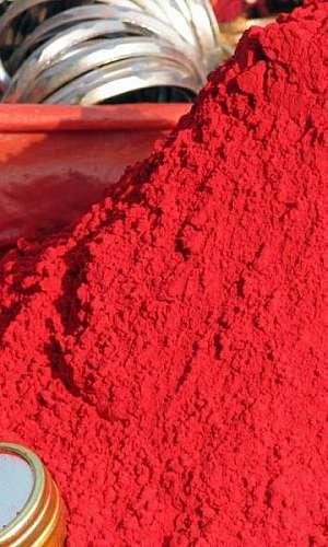Reciclagem de pigmentos