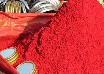 Pigmento para plástico reciclado