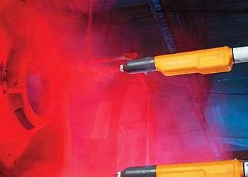 Pigmento para tinta acrílica